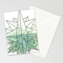 C.O.M.P.A.S.S. No. 6 Stationery Cards