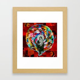 Maria (mãe de Jesus) Mary (mother of Jesus) #1 Framed Art Print