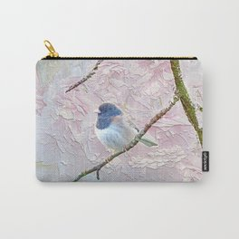 Among the Blossoms Carry-All Pouch
