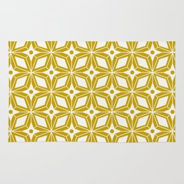Starburst - Gold Rug
