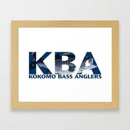 KBA Framed Art Print