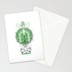 A Legend of Leafs Stationery Cards
