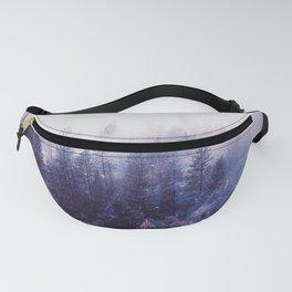 Misty Space Fanny Pack