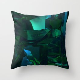 Boards of Canada 02 Throw Pillow
