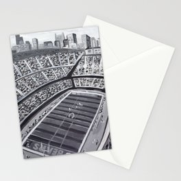 Chicago Bears Soldier Field Stationery Cards
