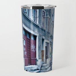 Bucharest Travel Mug