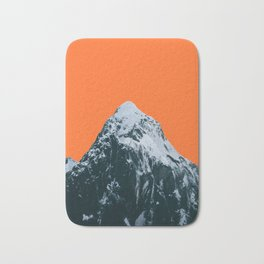 MH Orange Bath Mat