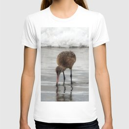Marbled Godwit Reflections T-shirt