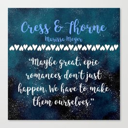 Cress & Thorne Canvas Print