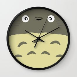 To To Ro Wall Clock