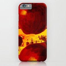 red apple Slim Case iPhone 6