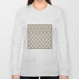"""Art Deco . """"Mirabelle """". Long Sleeve T-shirt"""