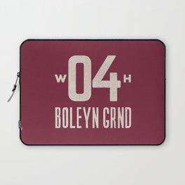 Upton Park Football Ground Laptop Sleeve