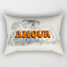 Amour Rectangular Pillow