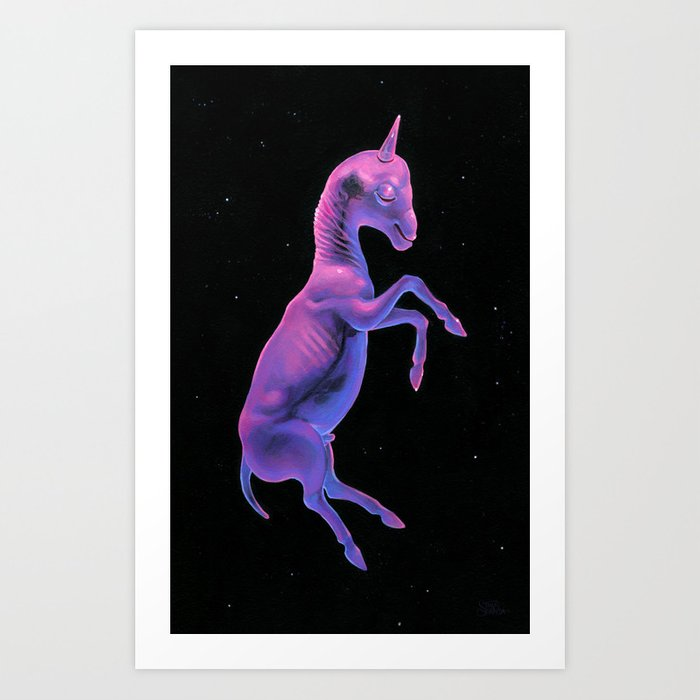 The Embryo Art Print