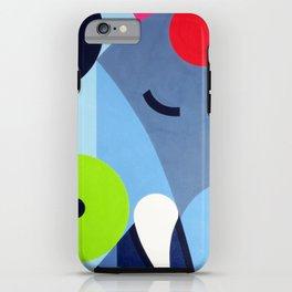 Elephant - Paint iPhone Case