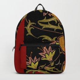 art nouveau Backpack