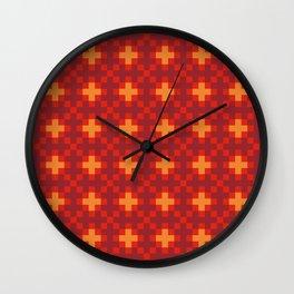 Aztlan Coatl Pixcayān Wall Clock