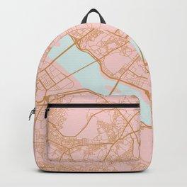 Seoul map Backpack