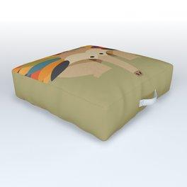 Echidna Outdoor Floor Cushion