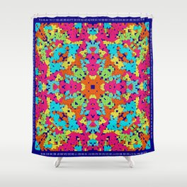 """Spring"" series #5 Shower Curtain"