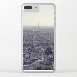 we'll always have paris Clear iPhone Case