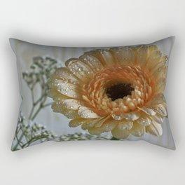 My Birthday Flower, Dec 29th  Rectangular Pillow