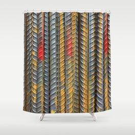 Texture Wire Shower Curtain
