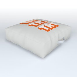 Try Try Try Outdoor Floor Cushion
