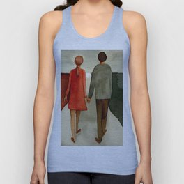 two of us Unisex Tank Top