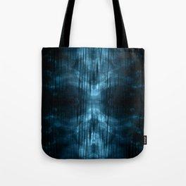 Al-ien Blue Tote Bag