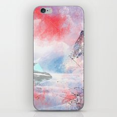 faerie pastel cloud scene iPhone & iPod Skin