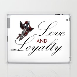 Love & Loyalty Laptop & iPad Skin