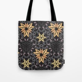 Curly autumn Tote Bag