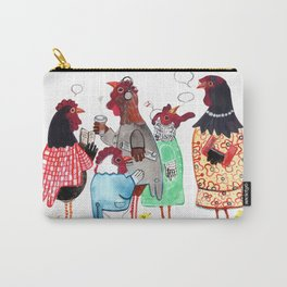 PTA Meeting Carry-All Pouch
