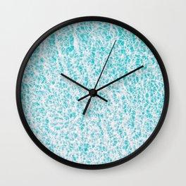 Summer Swim #society6 #decor #buyart Wall Clock