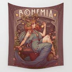 BOHEMIA Wall Tapestry
