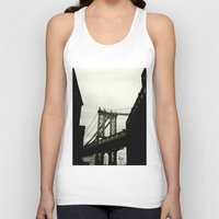 dumbo Tank Tops featuring DUMBO by Camile O'Briant