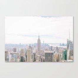 New York 7 Canvas Print