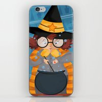 cooking iPhone & iPod Skins featuring Cooking by Dannaé Alvarez