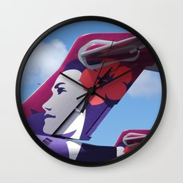 Airliner82 Wall Clock