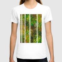 darren criss T-shirts featuring Criss Cross by Heidi Fairwood