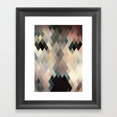 And then there was the beast Framed Art Print