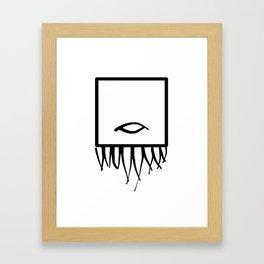 D.O.F.F Framed Art Print