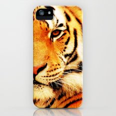 Eye of Tiger - for iphone iPhone (5, 5s) Slim Case