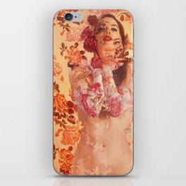 Jaquenetta iPhone Skin