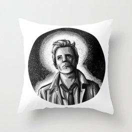 Hellblazer Throw Pillow