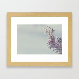 like sugar Framed Art Print