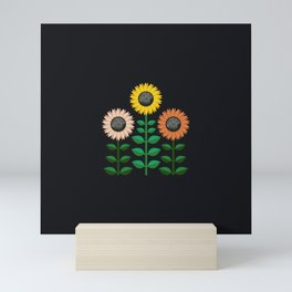 sunflowers Mini Art Print