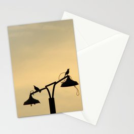 Time to leave Stationery Cards